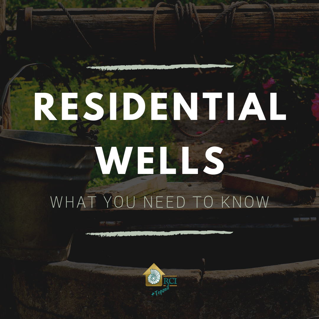 Residential Wells - RCI Plus Topsail