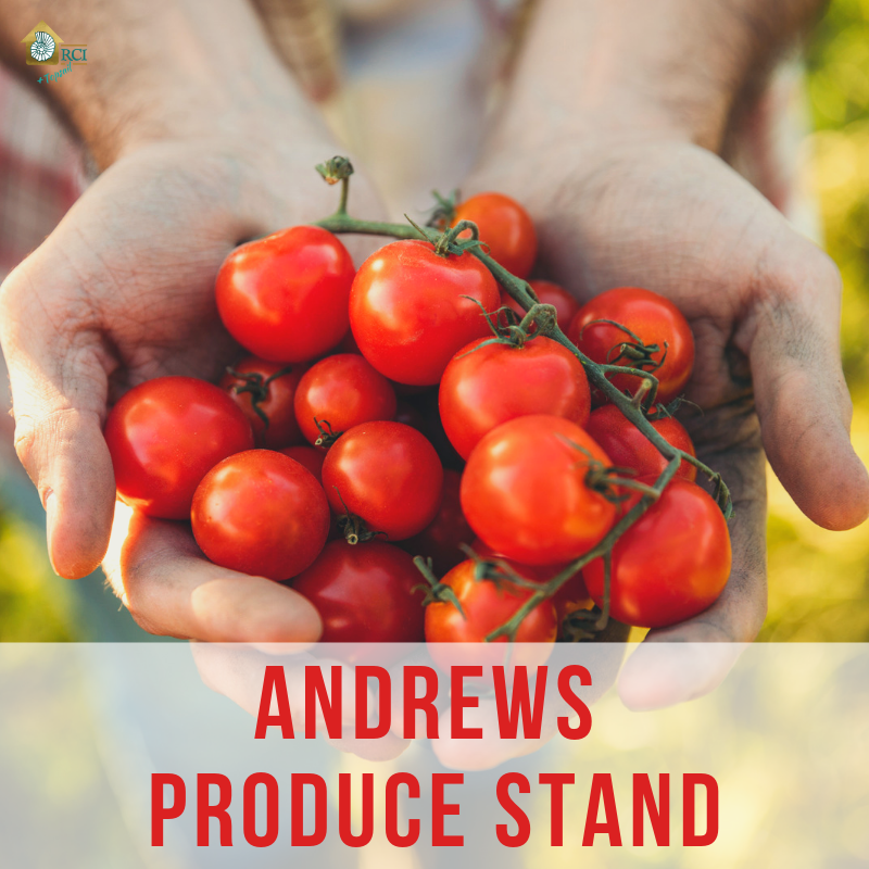Andrews Produce Stand - RCI Plus Topsail