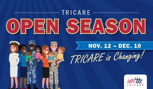 Tricare Is Changing - Open Season 2019 RCI Plus Topsail