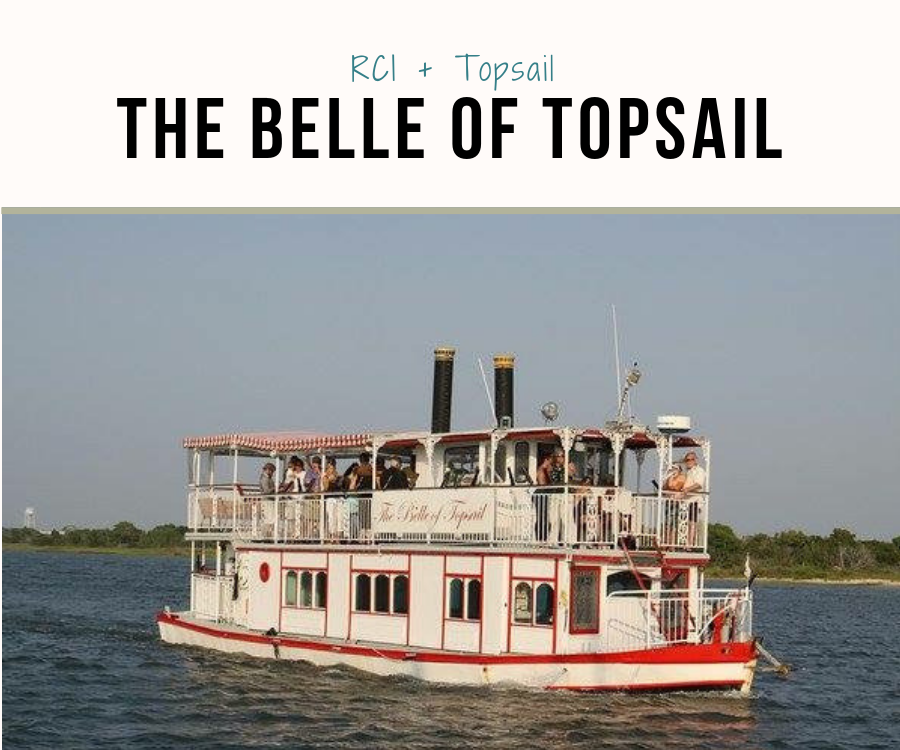 The Belle of Topsail - RCI Plus Topsail