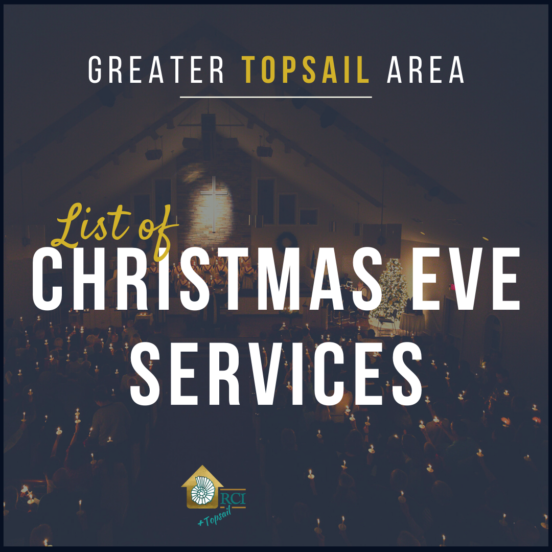 Christmas Eve Services - RCI Plus Topsail