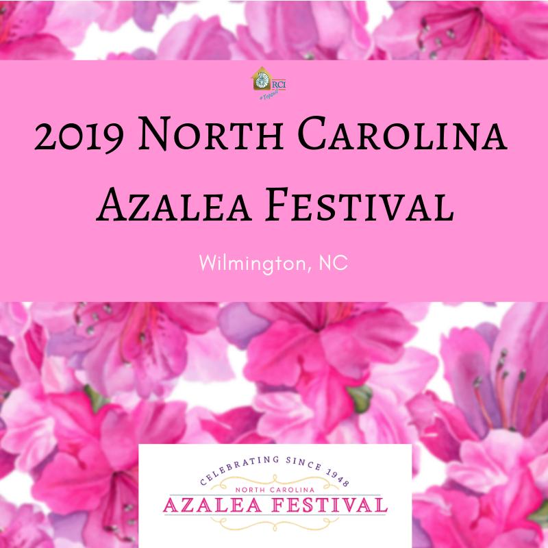NC Azalea Festival - RCI Plus Topsail