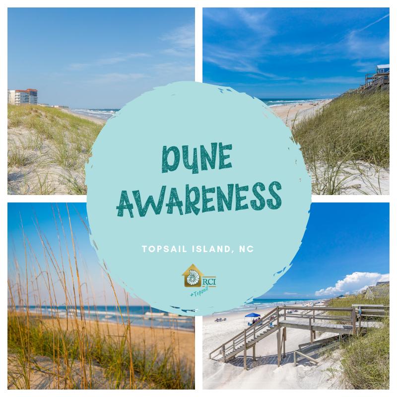 Dune Awareness - RCI Plus Topsail
