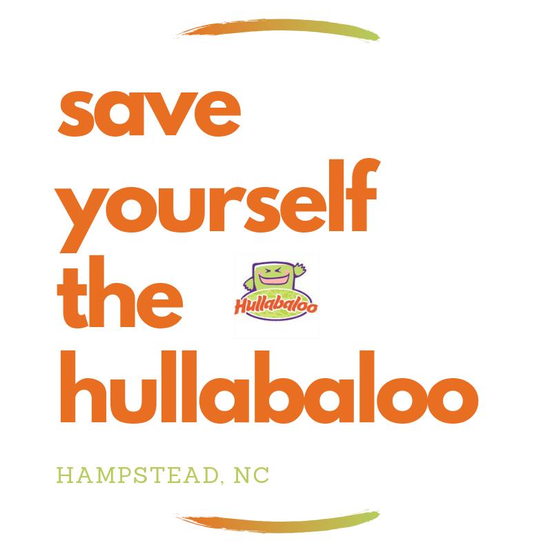 save yourself the hullabaloo - RCI Plus Topsail