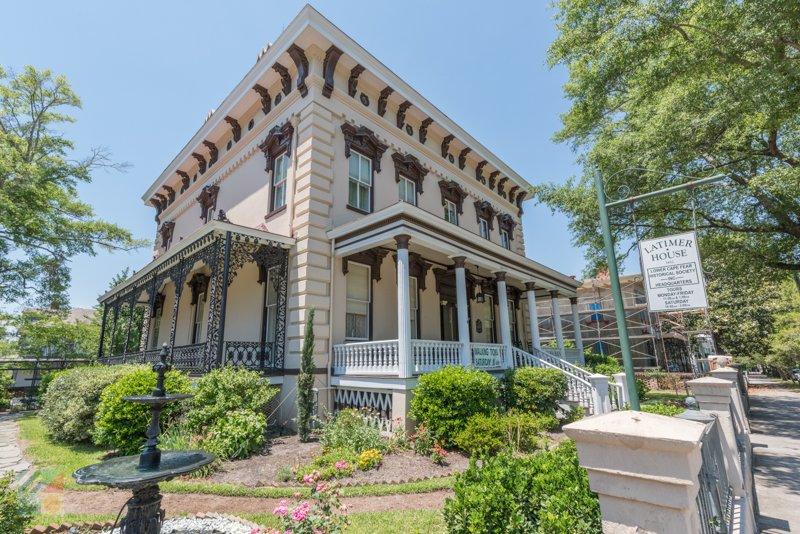 Latimer House Wilmington NC