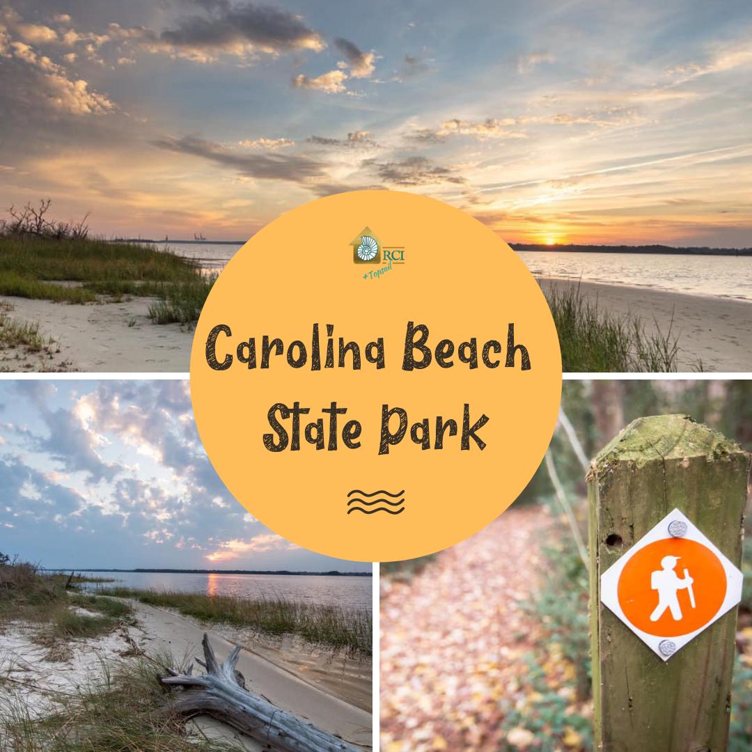 Carolina Beach State Park - RCI Plus Topsail