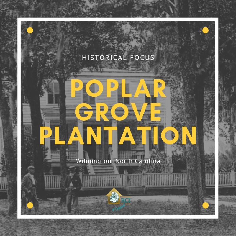 Poplar Grove Plantation - RCI Plus Topsail