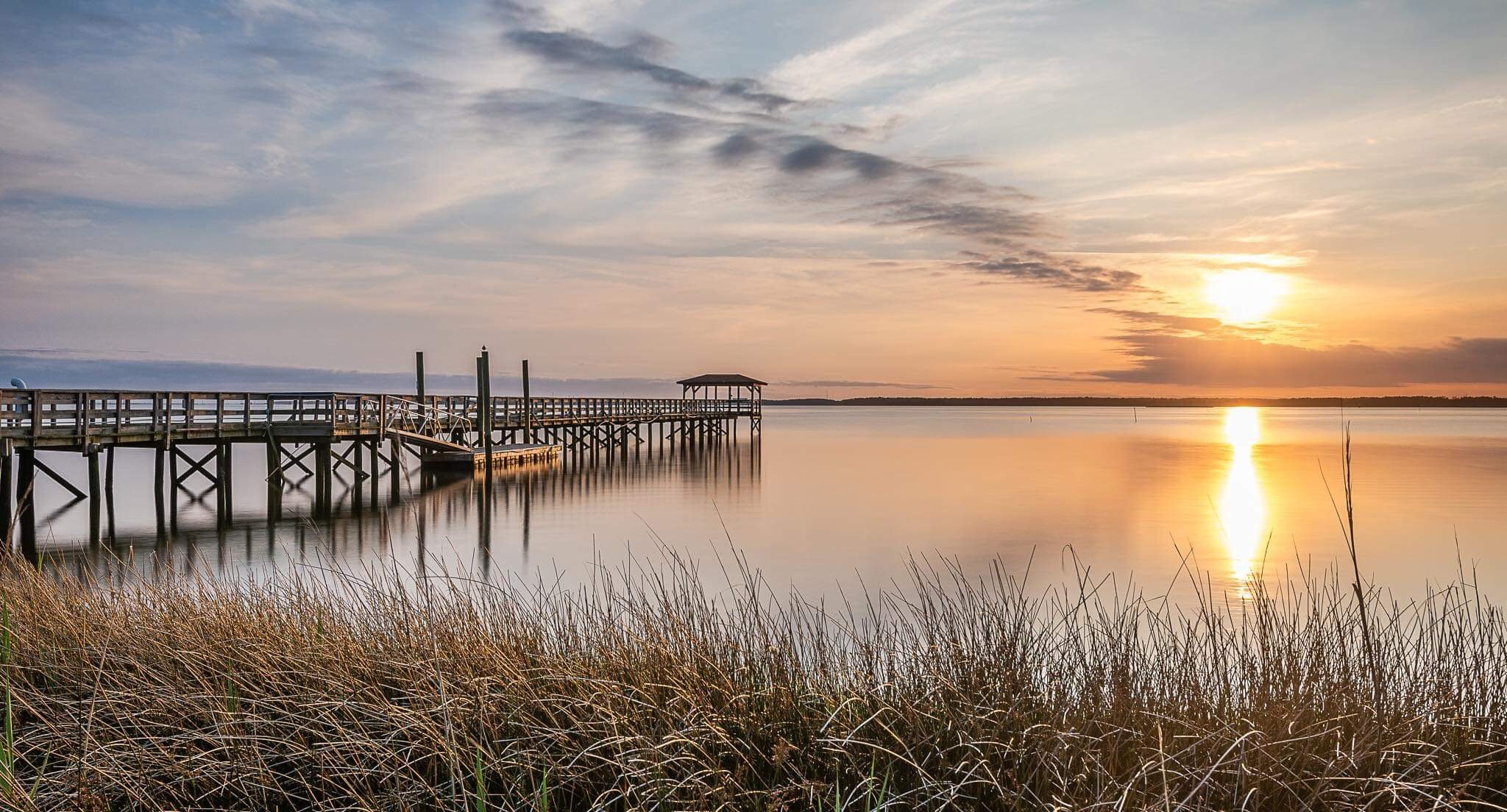 sunrise fort fisher rci plus topsail