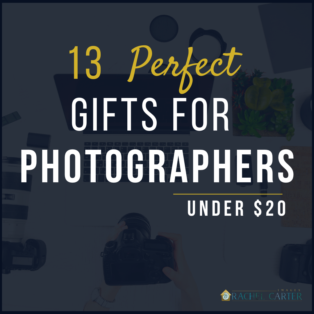 Perfect Gifts for Photographers (Under $20)