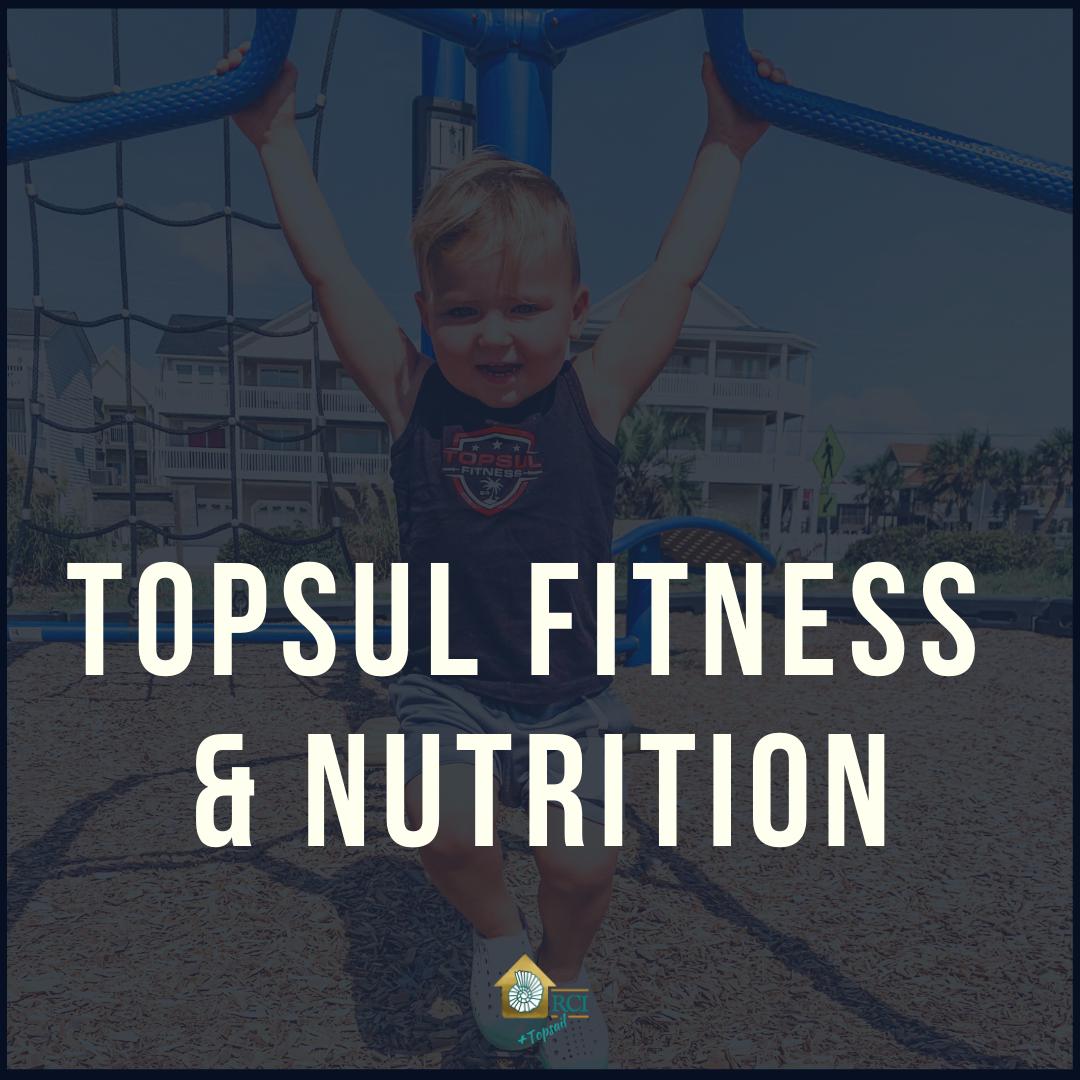 Topsul Fitness & Nutrition - RCI Plus Topsail