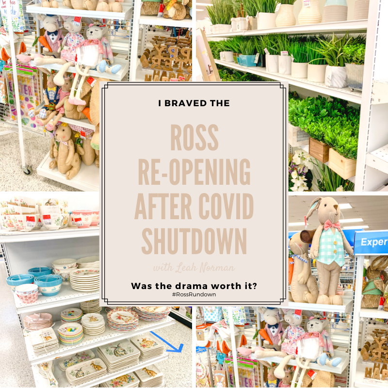 Ross Rundown after COVID- Leah Norman
