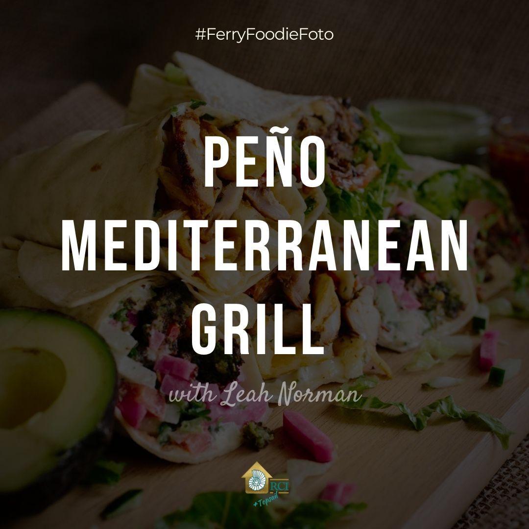 Peño Mediterranean Grill - RCI Plus Topsail