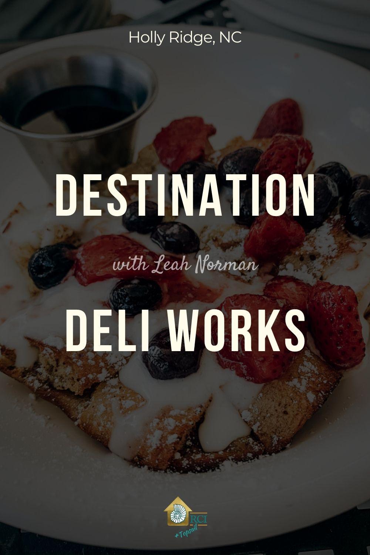 Deli Works - RCI Plus Topsail