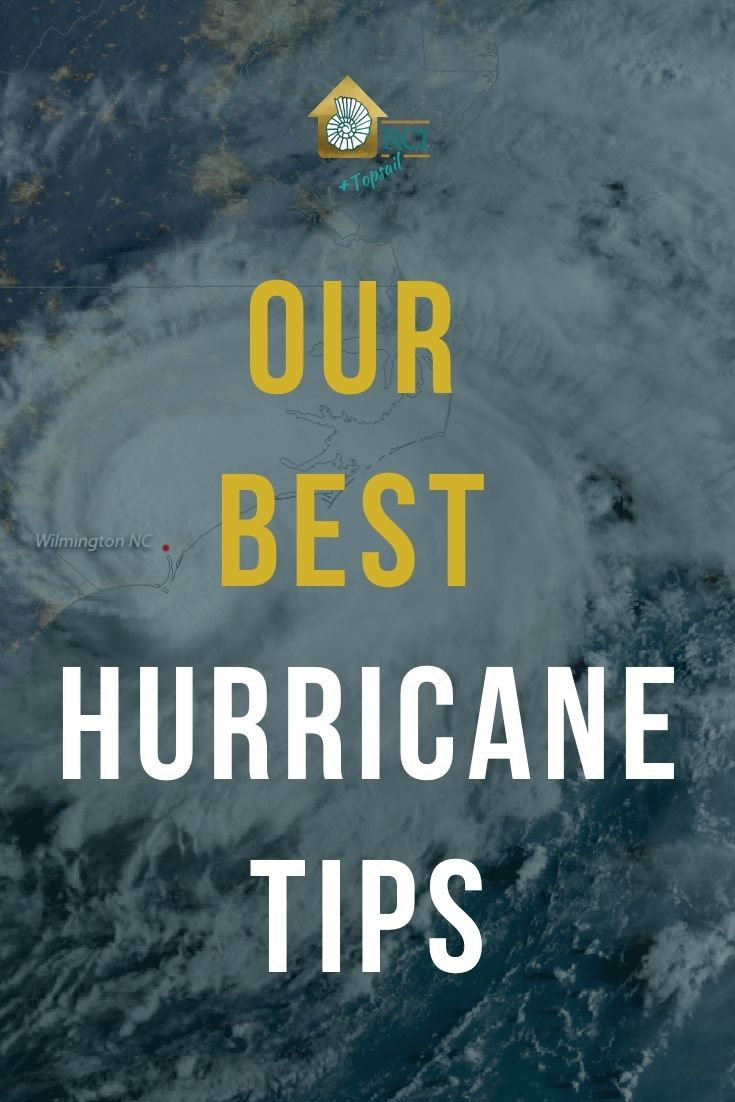 Our Best Hurricane Tips