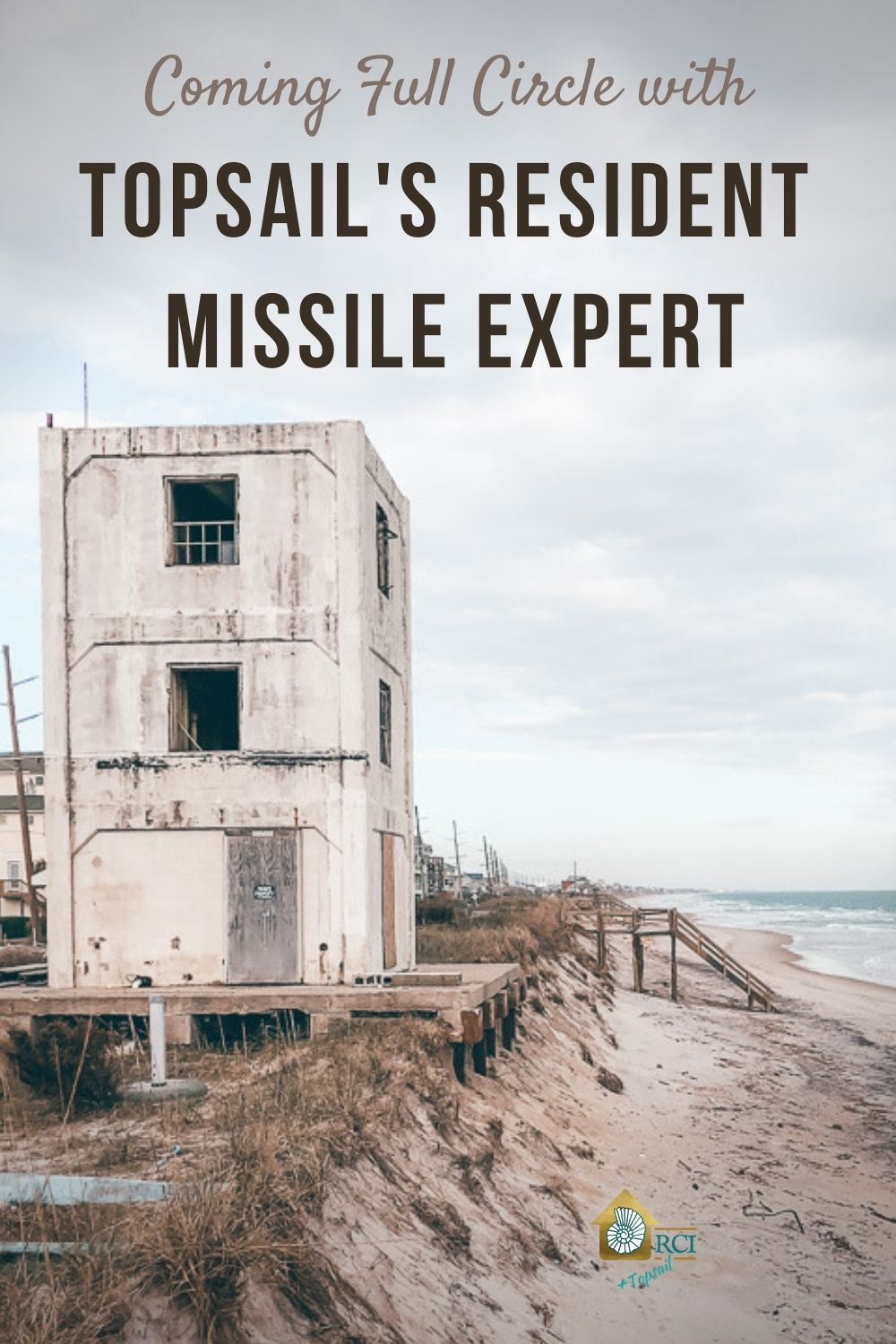 Topsail Resident Missile Expert - RCI Plus Topsail