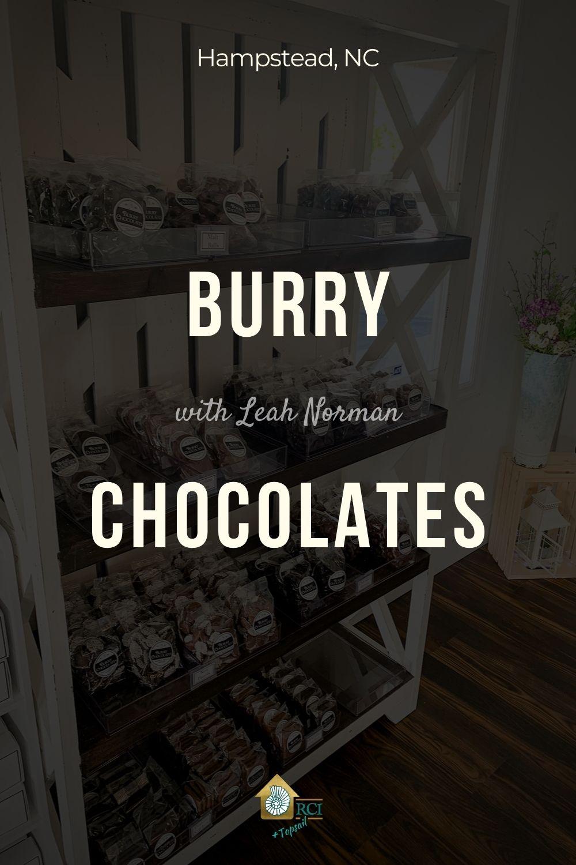Burry Chocolates Hampstead NC
